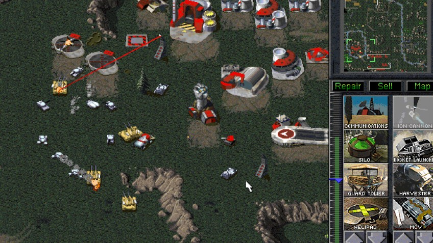 Command & Conquer Gold