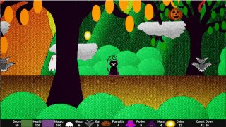 Black Cat Adventures v.1 (Demo - HTML5) (itch)