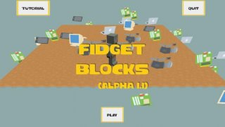[KenneyJam2017] Fidget Blocks (Web based) (itch)