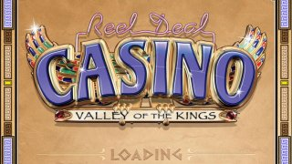 Reel Deal Casino: Valley of the Kings
