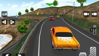 City Taxi Driving: Driver Sim