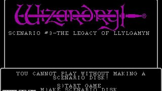 Wizardry 3: The Legacy of Llylgamyn