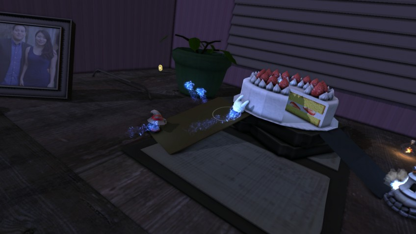 Nighttime Terror VR: Dessert Defender