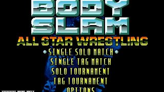 Body Slam All-Star Wrestling