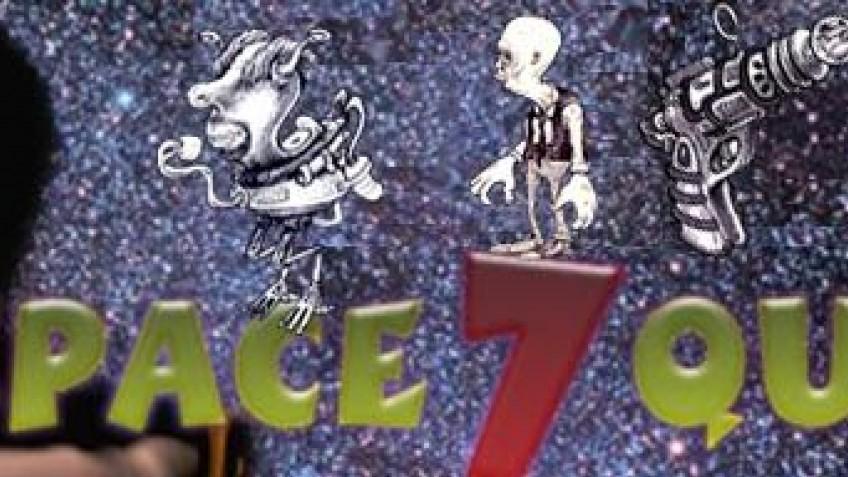 Space Quest 7: Return to Roman Numerals