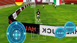 pro football 2017 game - 3d head soccer games 17