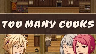 Too Many Cooks (Division PLUS Games) (itch)