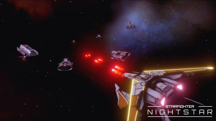 Starfighter: Nightstar