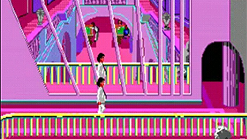 Leisure Suit Larry 3: Passionate Patti in Pursuit of the Pulsating Pectorals