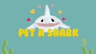 Pet a shark (itch)