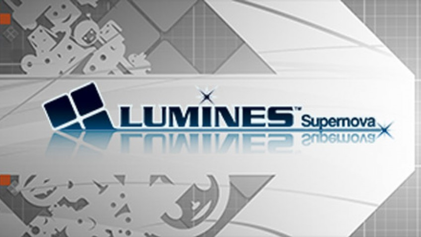 Lumines Supernova