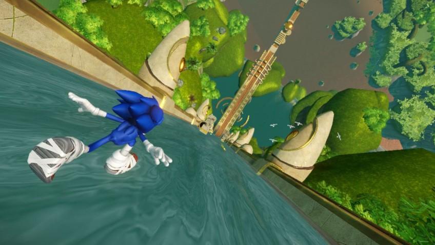 Sonic Boom Rise Of Lyric Скачать Игру - фото 3