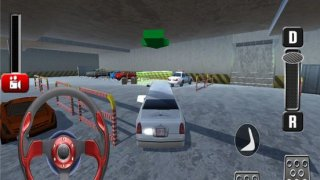 Real Limo City Car Parking 3D
