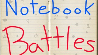 Notebook Battles (itch)