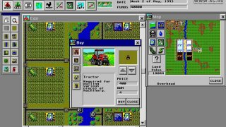 SimFarm for Windows