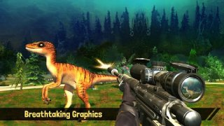 Safari Dino Hunter 2 - Dinosaur Games
