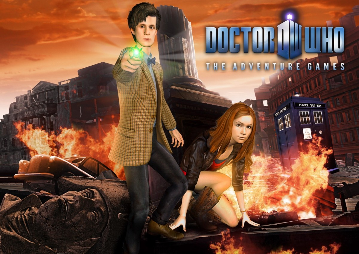Doctor Who: The Adventure Games - City of the Daleks