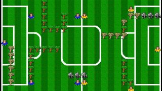 Crazy Garden Soccer: FooTbalL (itch)