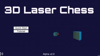 3D Laser Chess (itch)