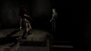 Silent Hill HD Collection