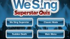 We Sing Superstar Quiz