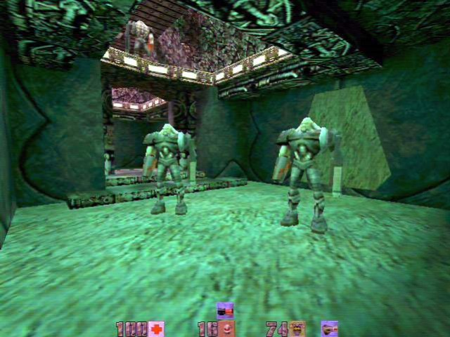 Juggernaut For Quake 2
