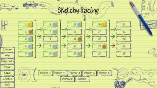 Sketchy Racing (itch)