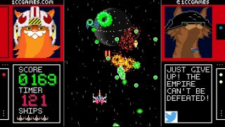 Star Claws Trilogy Arcade (itch)