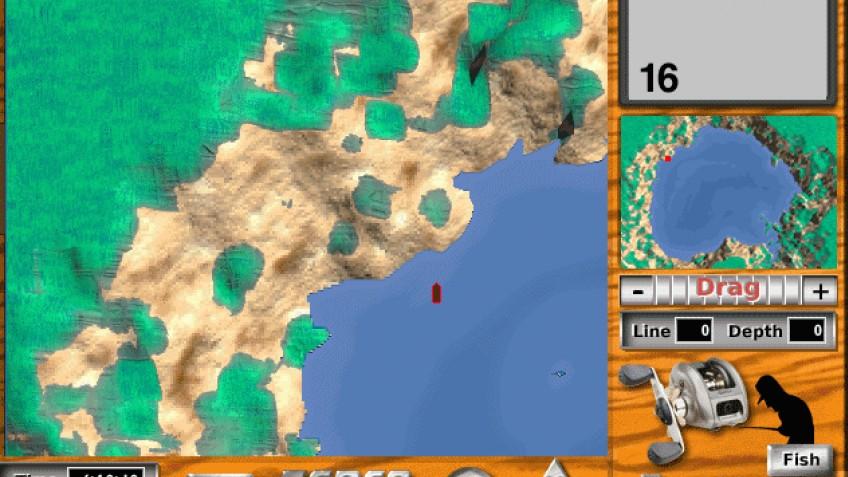 Zebco Pro Fishing 3D