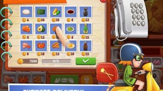 Sushi Restaurant - Be the Chef and Boss
