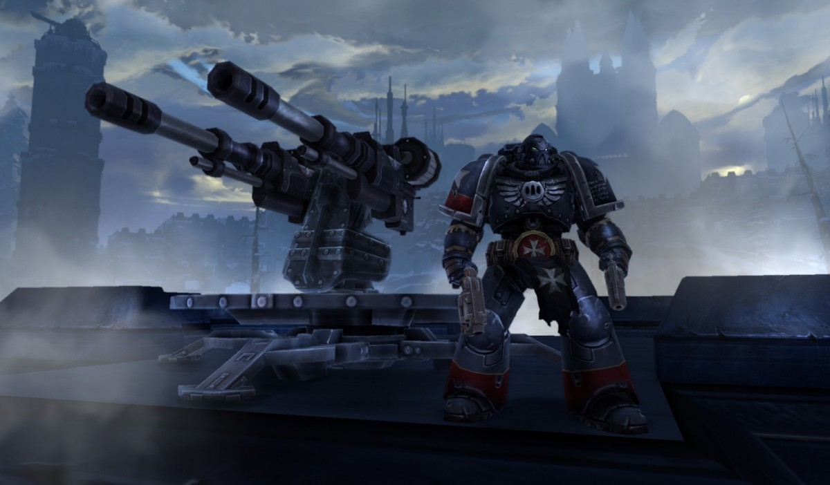 Warhammer 40 000: Dark Millennium Online