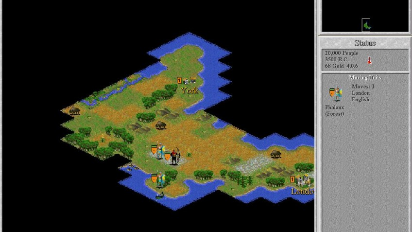 Sid Meier's Civilization2