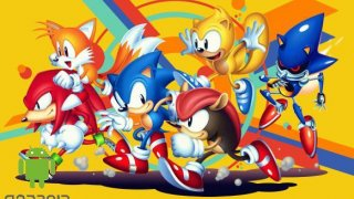 Sonic Mania Android (itch)