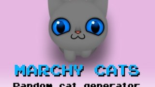 Marchy cats (itch)
