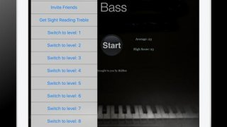Sight Reading Bass
