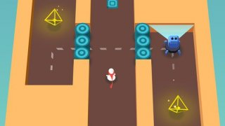 Sky Escape - Maze Spy Game