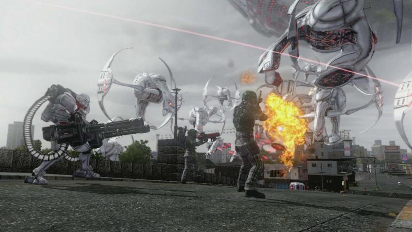 Earth Defense Force5