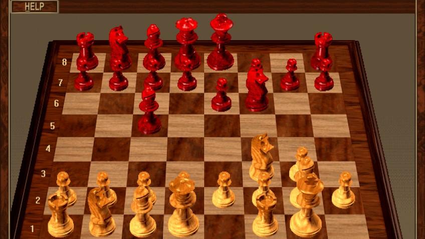 The Chessmaster 5500