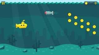 Flappy Submarine (itch)
