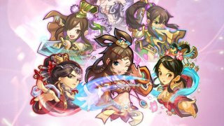 Stand-alone Romance of the Three Kingdoms - Hanging Up and Collecting Vegetables Easy Game (iOS, Chinese)