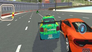 Car Driving: Racing in City