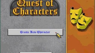 Quest of Characters (itch)