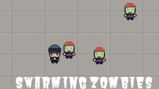 Swarming Zombies (itch)