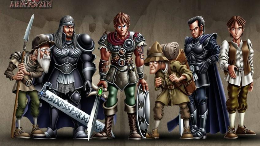 Maximo vs. Army of Zin