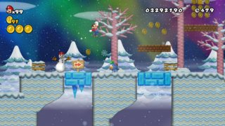 Newer Super Mario Bros. Wii: Holiday Special (ROM Hack)