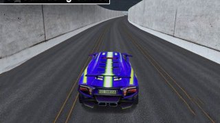 Exceed Speed Car: Driving Car
