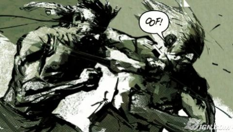 Metal Gear Solid: Digital Graphic Novel 2: Sons of Liberty