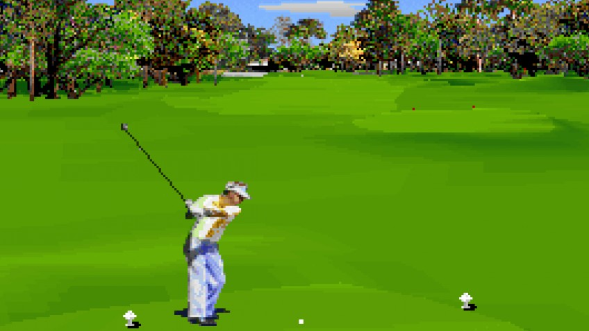 Links:  The Challenge of Golf