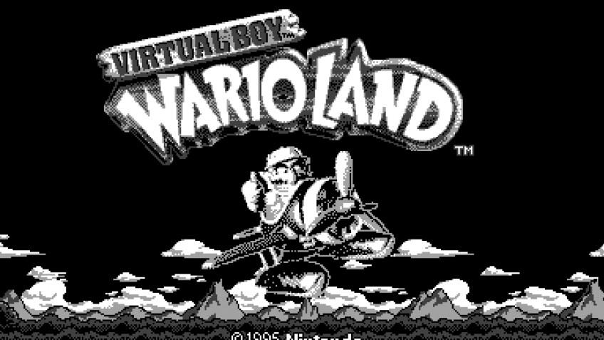 Virtual Boy Wario Land