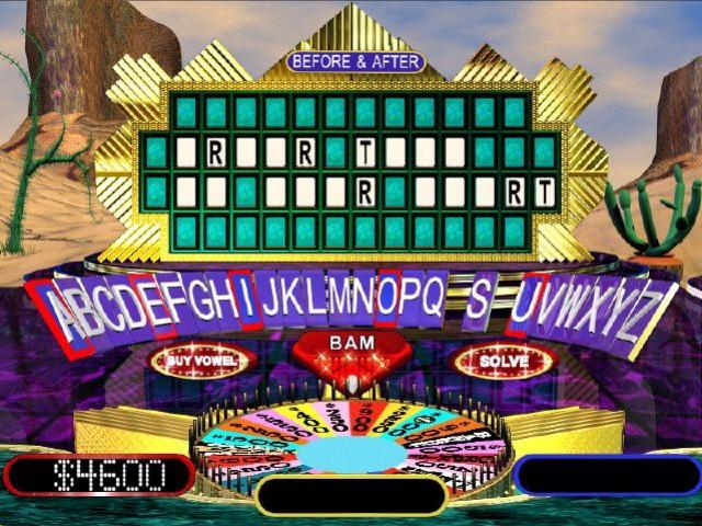 Wheel of Fortune (2003)